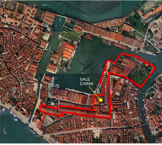 01 Arsenale - View