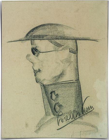 107b-Viani, Soldato ingleseII