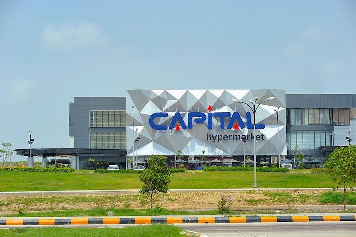 11 FOTO) Il centro commerciale Capital