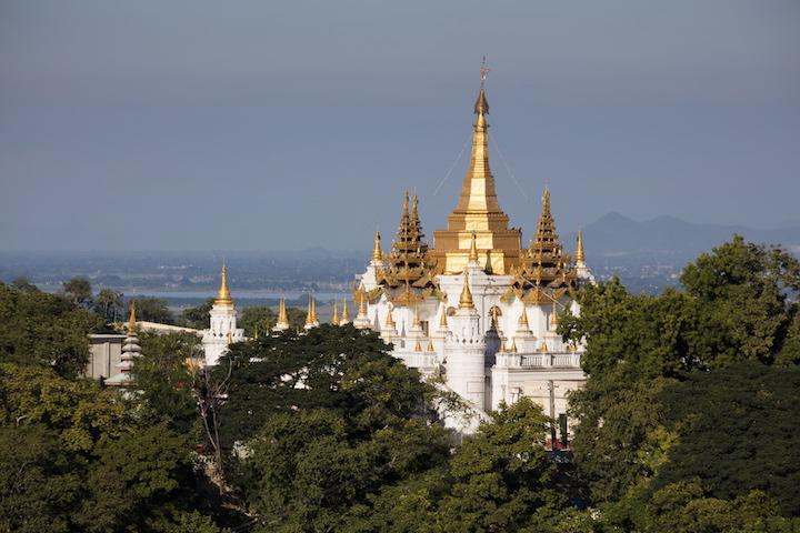 Sagaing, Sagaing, Myanmar