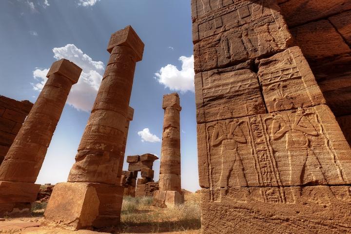 tempio nel deserto, di epoca meroitica (UNESCO) copia 2