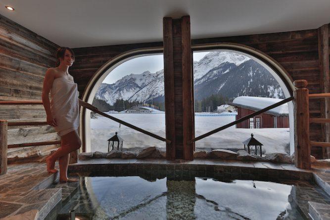 Le tre cime di lavaredo wellness in alta quota emotions - Hotel dobbiaco con piscina ...