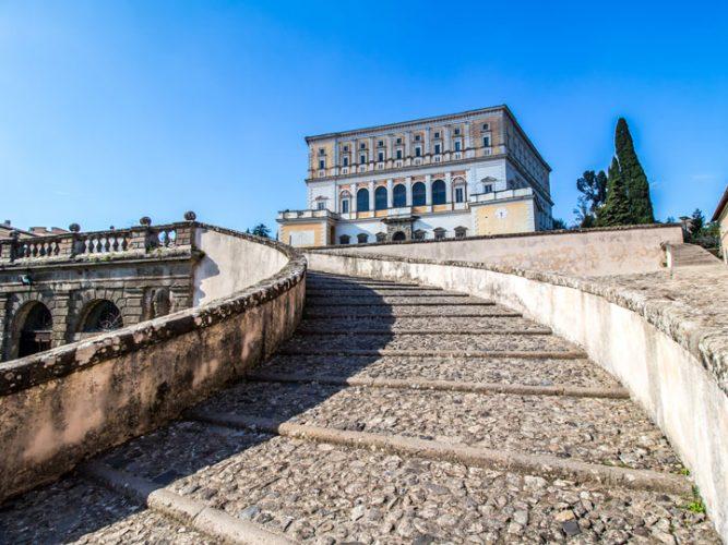 villa farnese orti farnesiani palazzo farnese caprarola emotions magazine rivista viaggi turismo