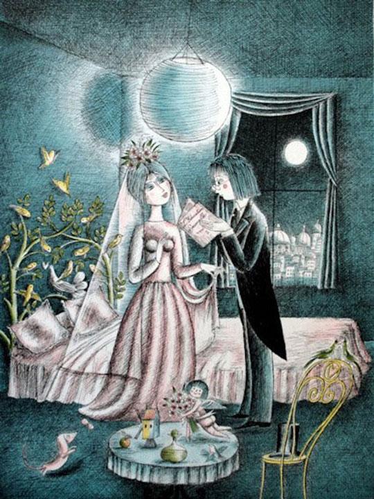 Raymond Peynet illustratore fidanzatini peynet valentino valentina emotions magazine rivista viaggi turismo