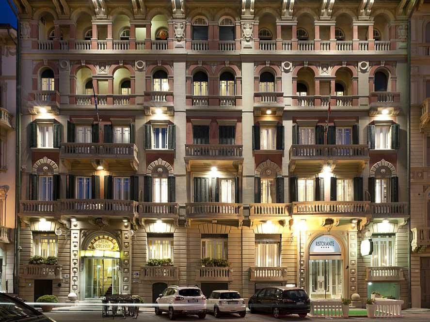 Hotel esplanade mostra guerrini emotions magazine rivista viaggi rivista turismo