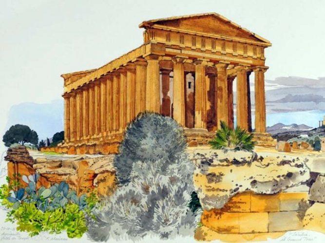 Acquerello Sicilia emotions magazine rivista viaggi rivista turismo