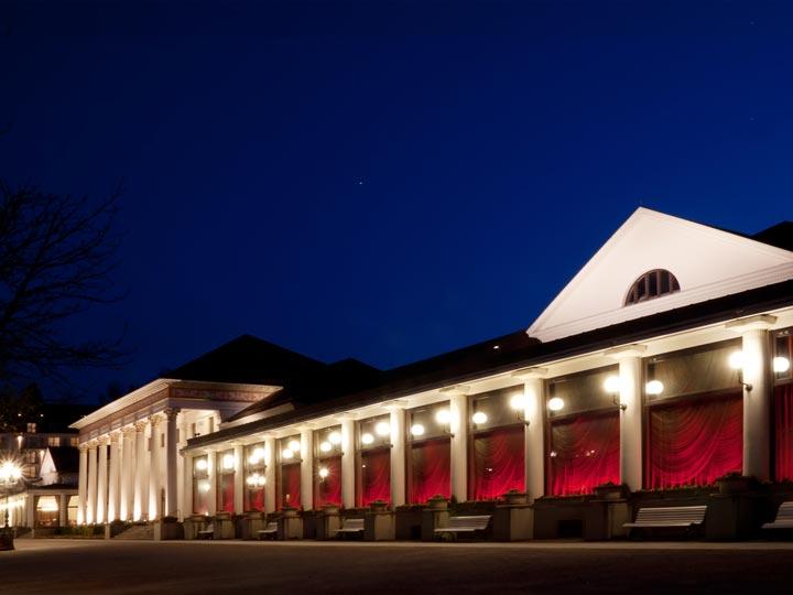 Baden-Baden - Kurhaus il complesso del Casinò - viaggio baden germania - emotions magazine - rivista viaggi - rivista turismo