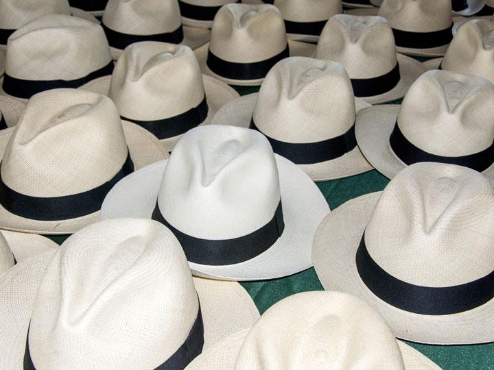 Becal - Jipijapa - Ecuadori produzione cappelli - emotions magazine - rivista viaggi - rivista turismo