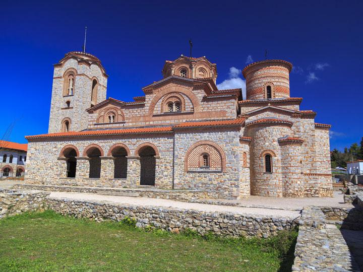 viaggio macedonia - chiesa di sant Panteleimon a Ohrid macedonia - emotions magazine - rivista viaggi - rivista turismo