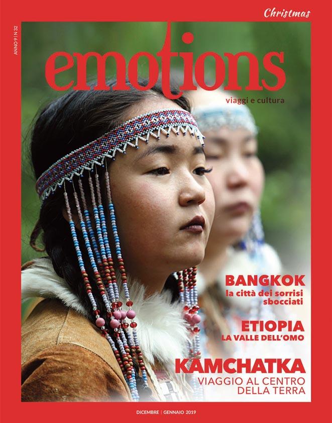 emotions magazine rivista viaggi e turismo dicembre-gennaio 2019 anno9 n32