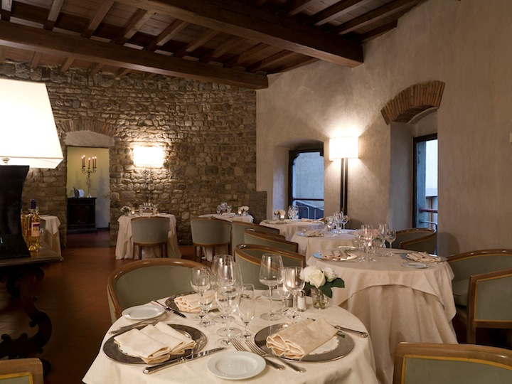 Brunelleschi ristorante Santa Elisabetta