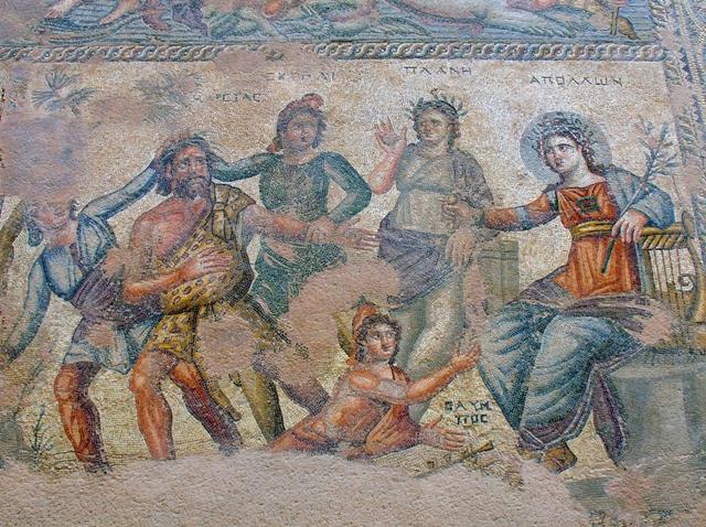 CIPRO_Pafos_mosaico_Casa_di_Aion