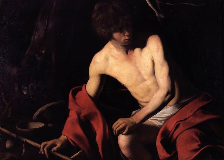 Caravaggio_San Giovannino