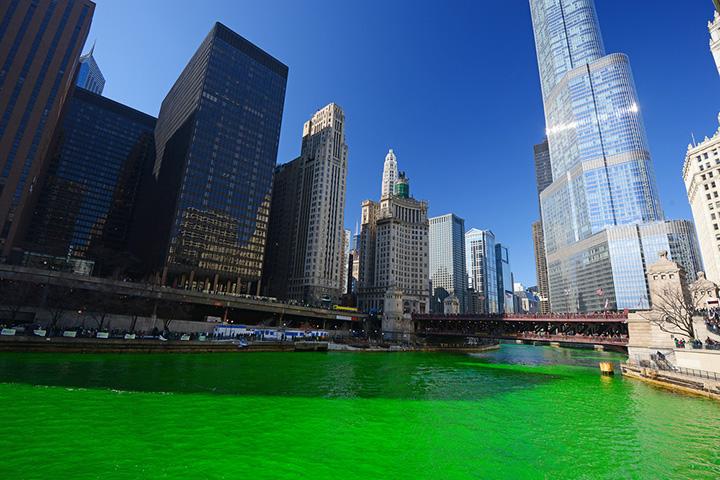 Chicago River St.Patrick copia