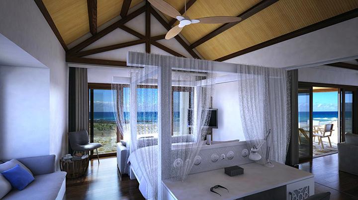 Diamonds Mecufi Beach Resort- Suite Bedroom copia
