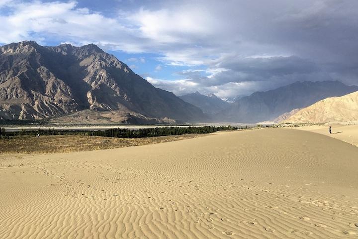 Dune nei pressi di Skardu copia