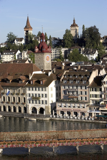 Rathausquai Altstadt Luzern