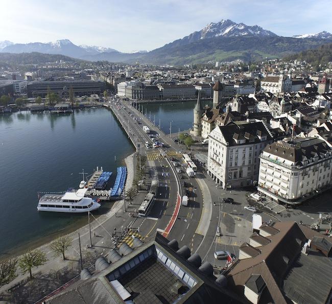 Schwanenplatz Luzern