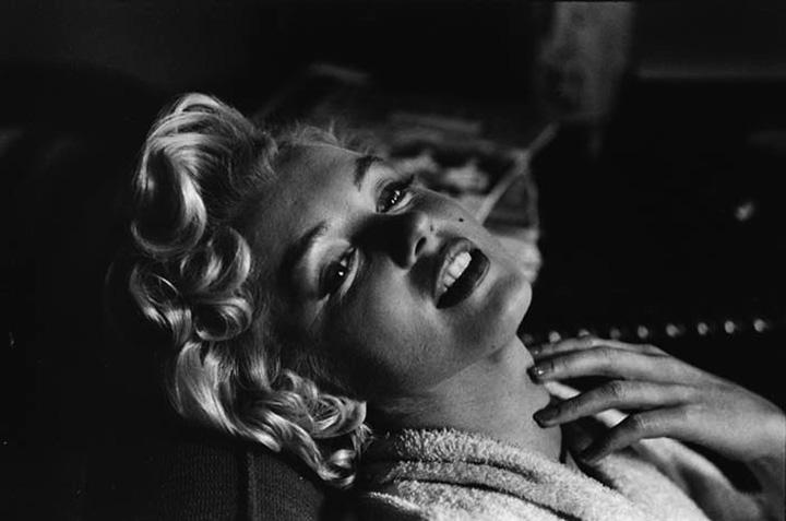 Elliott Erwitt, Marilyn Monroe, 1956 - C Elliott Erwitt copia