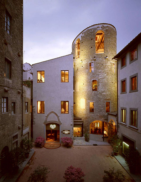 Florence-Hotel-Brunelleschi-External-View
