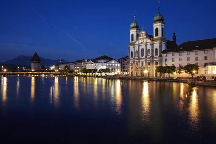 Jesuitenkirche Luzern