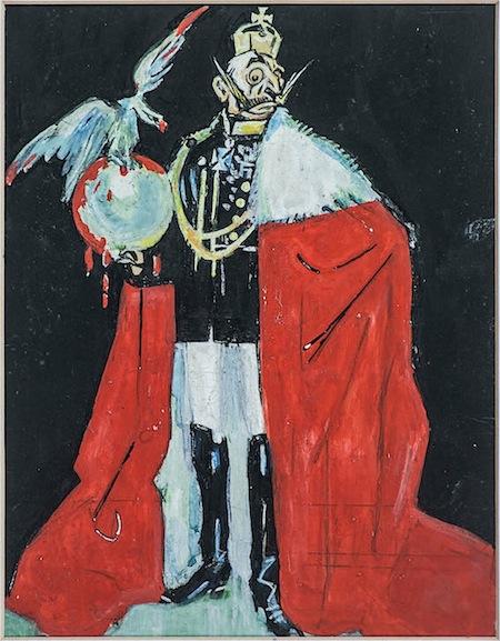 Gabriele Galantara, Il Kaiser