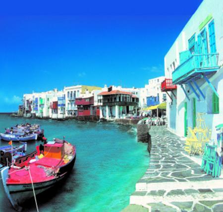 Grecia.Mykonos Porticciolo copia