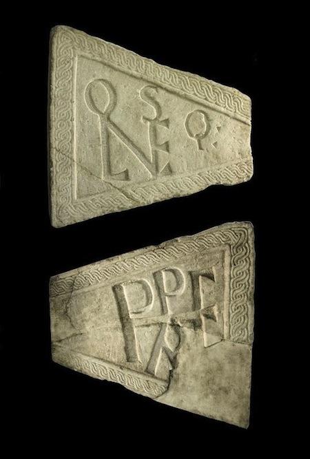 I 1 bis Epigrafe Leone IV