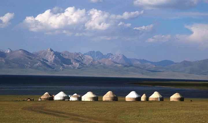 Kirghizistan copia