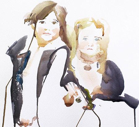 Kurakina_Leone&Bianca,-38,5x50cm,-acquerello-su-carta,2015_light copia