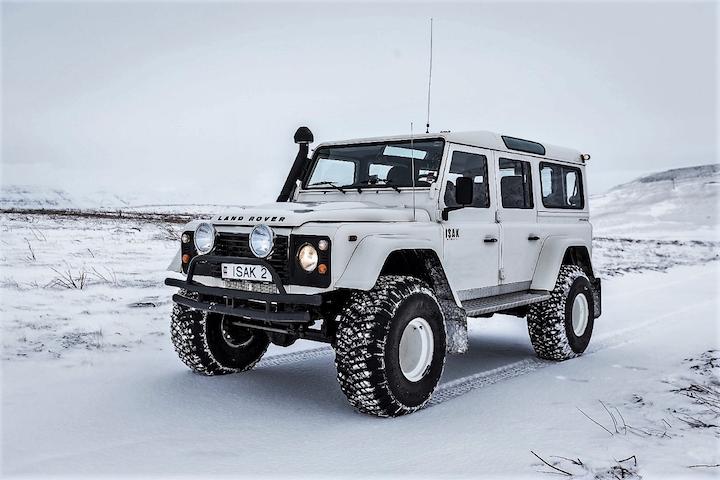 Land Rover Super Defender copia
