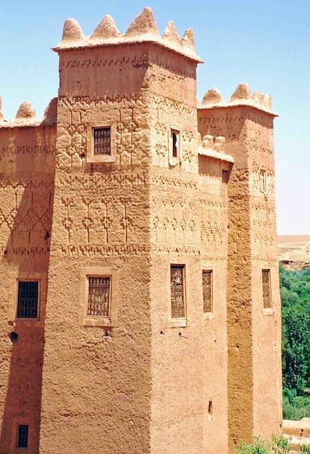 Marocco 10vm Ouarzazate kasba Taourirt copia