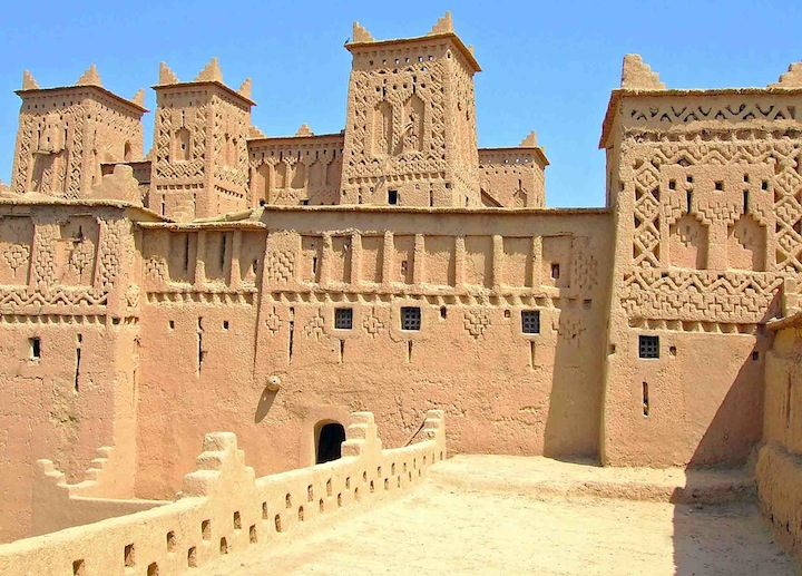 Marocco 13m Ouarzazate kasba Taourirt copia