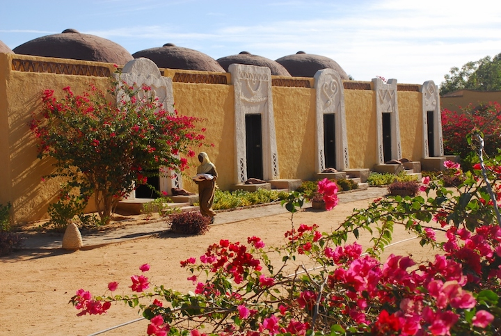 Nubian Rest-House di Karima copia