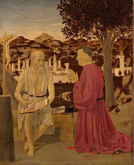 PIERO_San Girolamo e donatorem copia