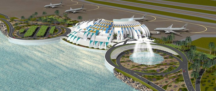 Pic 05 New Doha International Airport Ministerial and VIP Te copia