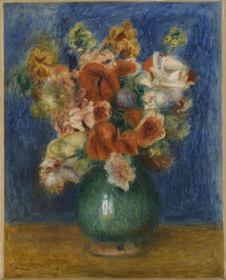 RENOIR, Bouquet, 1900, olio su tela