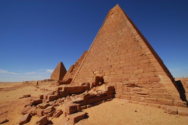 SUDAN_Jebel Barkal, piramidi
