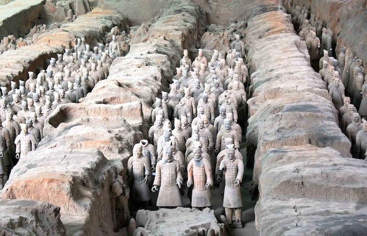 cice04m Xian Esercito Terracotta copia