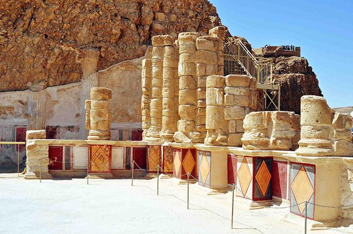 isr13m Masada rovine copia