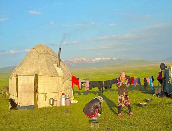 kyrgy27m yurta