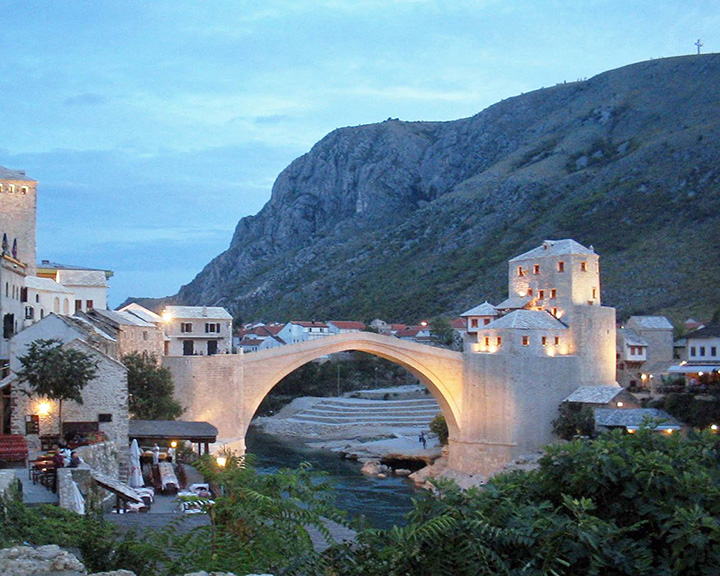 med31m Mostar Stari Most copia