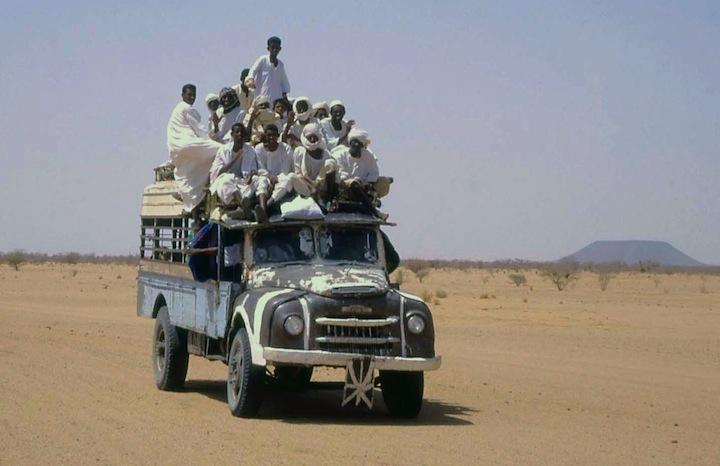 sudan158m camion