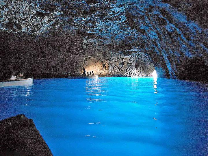 vis33m Grotta Azzurra