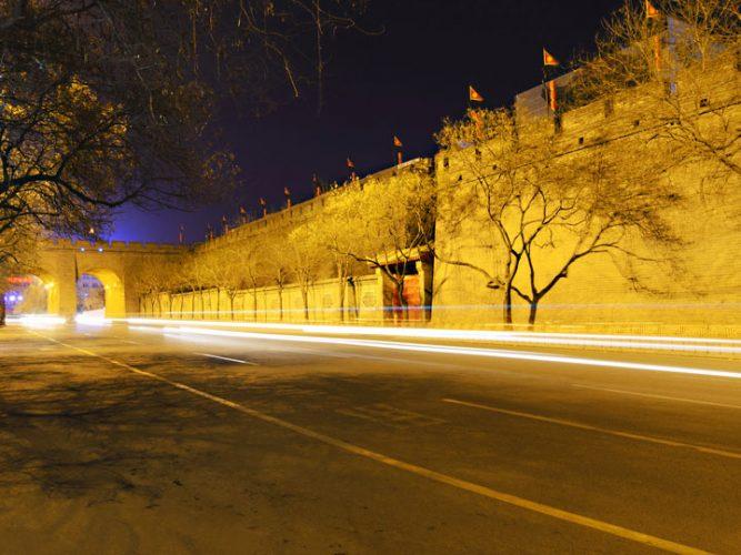 viaggio cina xian provincia shaanxi xian mura della citta emotions magazine rivista viaggi turismo