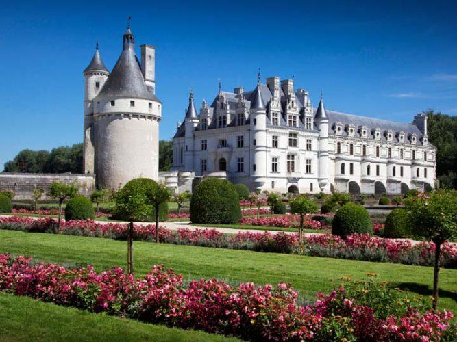 Il magnifico castello di Chenonceau nella Valle della Loira - emotions magazine - rivista viaggi - rivista turismo