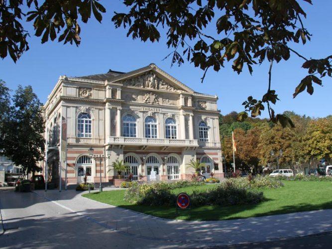 Baden-Baden - Teatro dell Opera Festspielhaus - viaggio baden germania - emotions magazine - rivista viaggi - rivista turismo