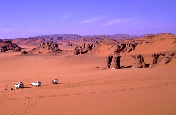 deser20m dune rocce fuoristrada